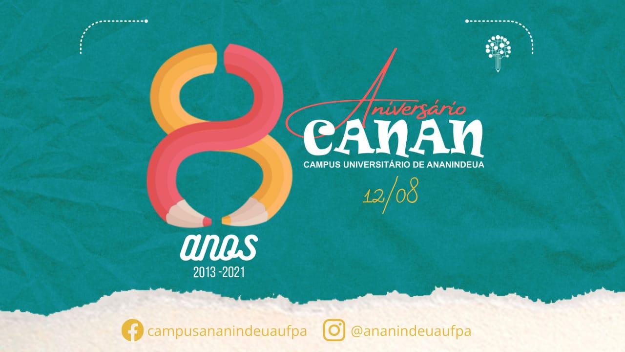 Aniversário de 8 anos do Campus Universitário de Ananindeua